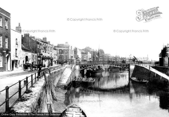 Bridgwater, The Bridge 1903