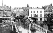 Bridgwater, The Bridge c.1950