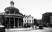 Bridgwater, The Cornhill 1936