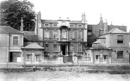 Bridgwater, The Lions House 1894
