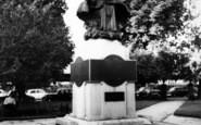 Bridgwater, The War Memorial  c.1965