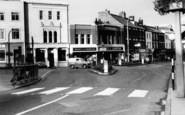 Bridgwater, Town Centre c.1965