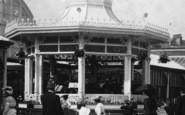 Bridlington, Bandstand, New Spa 1903