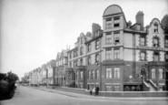 Bridlington, Belgrave Square 1913