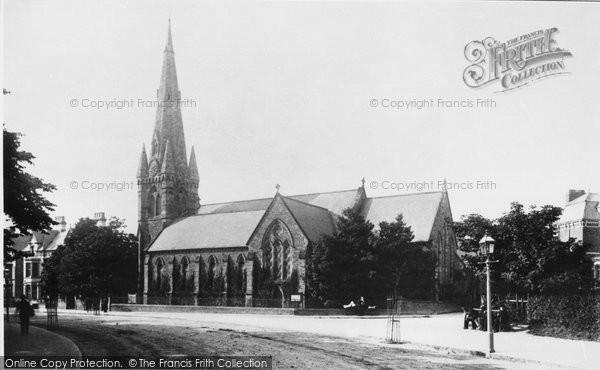 Bridlington, Christchurch 1891