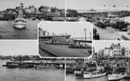 Bridlington, Composite c.1955