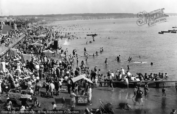 Bridlington, Fun In The Sea 1932