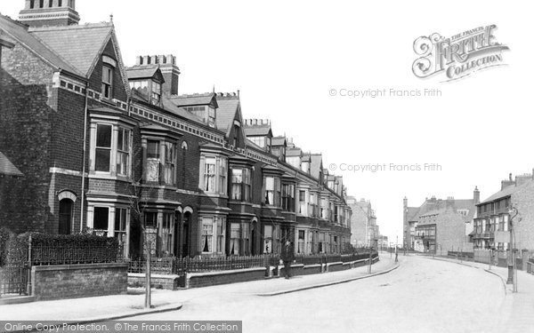 Bridlington, Horsforth Avenue 1908