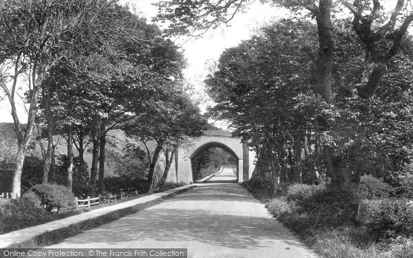 Bridlington, Lime Kiln Road 1906