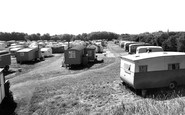 Bridlington, Limekiln Lane Camp c1955