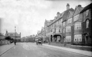 Bridlington, Marine Drive 1913