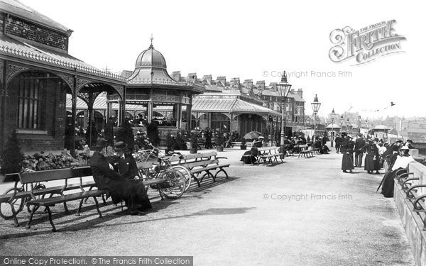 Bridlington, New Spa 1897