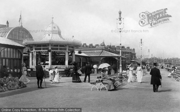 Bridlington, New Spa 1903