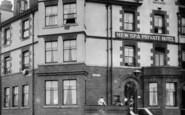 Bridlington, New Spa Private Hotel 1913