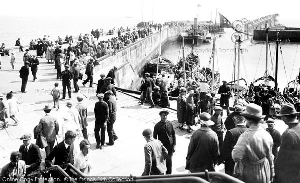 Bridlington, North Pier 1923