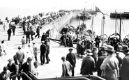 Bridlington, North Pier 1923