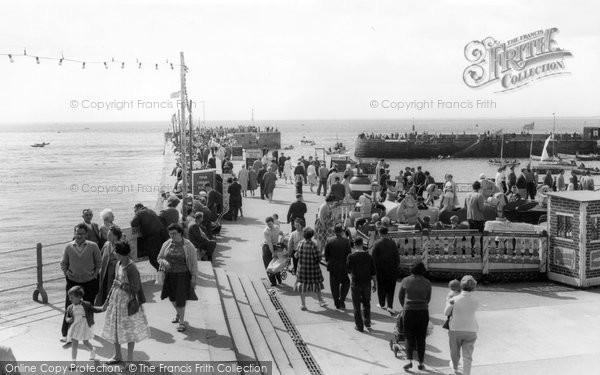 Bridlington, North Pier c.1960