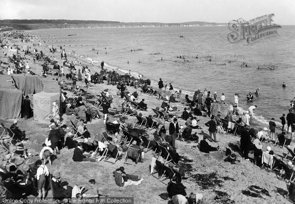 Bridlington, North Sands 1926