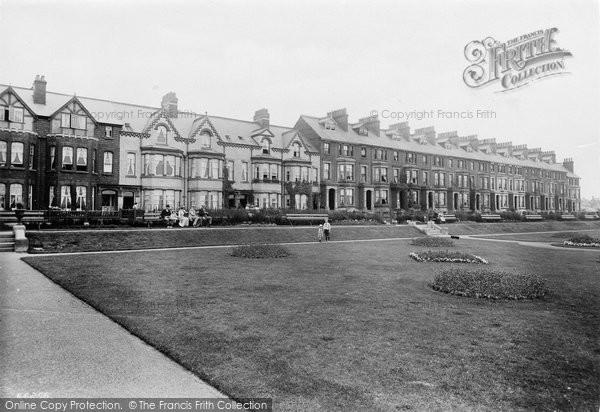 Bridlington, Pembroke Gardens 1913