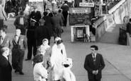 Bridlington, People c.1960