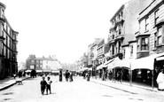 Bridlington, Prince Street 1897