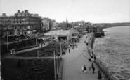 Bridlington, Princes Parade 1923