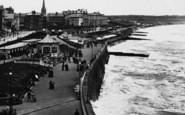 Bridlington, Quay, Prince's Parade 1897