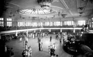 Bridlington, Royal Hall Interior 1927