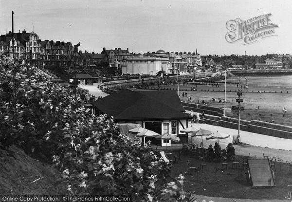Bridlington, Spa And Sands 1932