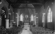 Bridlington, St Anne's Convalescent Home, The Chapel 1913
