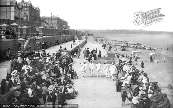 Bridlington, Terraces 1906