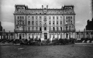 Bridlington, The Alexandra Hotel c.1933