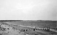 Bridlington, The Bay 1947