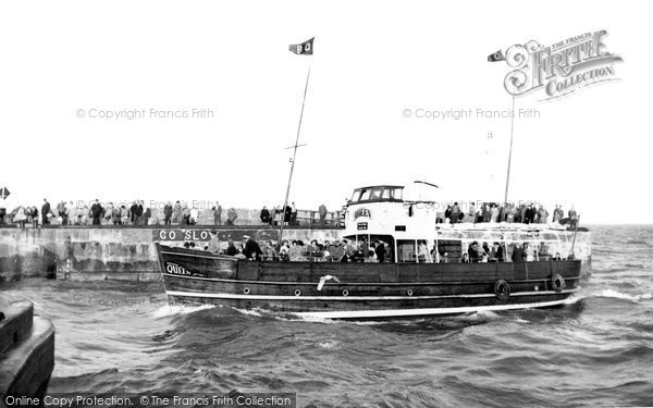 Photo of Bridlington, the Bridlington Queen 1955