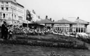 Bridlington, The Floral Pavilion c.1960
