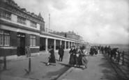 Bridlington, The New Shelters 1925