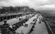 Bridlington, The North Seafront 1925