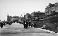 Bridlington, The Parade 1897