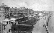 Bridlington, The Prince's Parade 1903