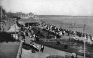 Bridlington, The Prince's Parade 1908