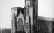 Bridlington, The Priory Church 1897