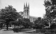 Bridlington, The Priory Church 1903