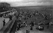 Bridlington, The Sands 1908