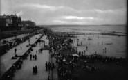 Bridlington, The Sands 1923