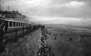 Bridlington, The Sands 1925