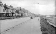 Bridlington, The South Cliff 1913