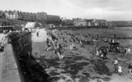 Bridlington, The South Sands 1927