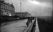 Bridlington, The Terraces 1925