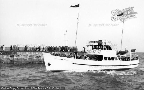 Photo of Bridlington, the Yorkshire Belle 1955