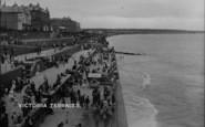 Bridlington, Victoria Terraces 1923